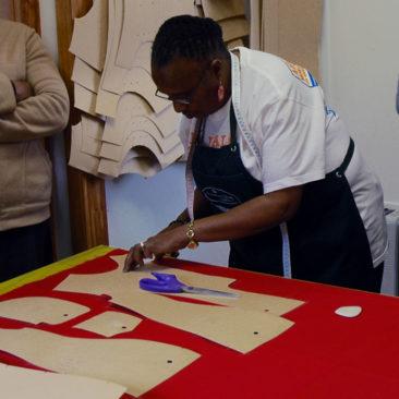 School Uniforms Sewing projet in Swaziland