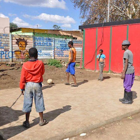 Prevention Campaign in Kliptown-Soweto