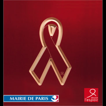 Condom distribution with the support of the City of Paris